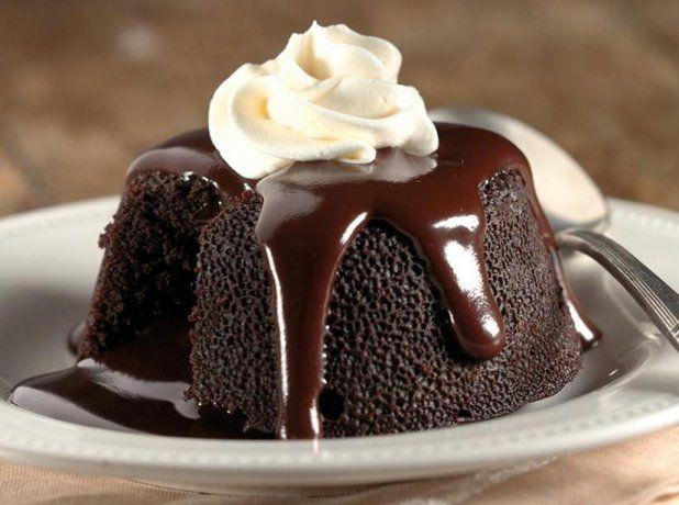 Prepară în doar 5 minute un LAVA CAKE delicios! | Retete | Euforia.tv