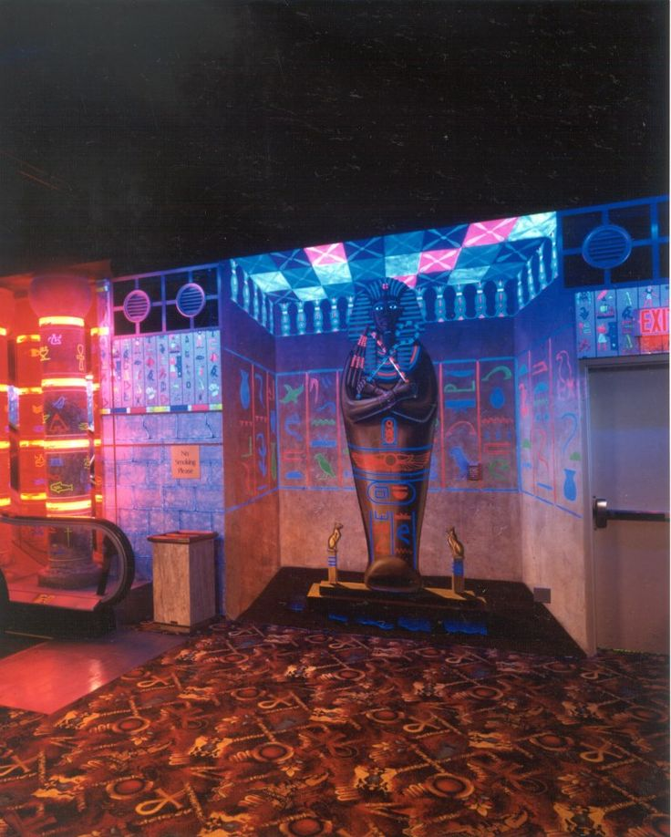 Luxor - Arcade - AFTER
