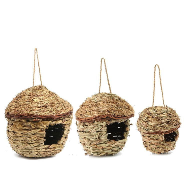 Natural Parrot Cozy Warm With Artificial Woven Hole Opening Bird Nest Handmade Traw Braid Breeding Birds Nest  Pet Toys Supplies // FREE Shipping //     Get it here ---> https://thepetscastle.com/natural-parrot-cozy-warm-with-artificial-woven-hole-opening-bird-nest-handmade-traw-braid-breeding-birds-nest-pet-toys-supplies/    #hound #sleeping #puppies