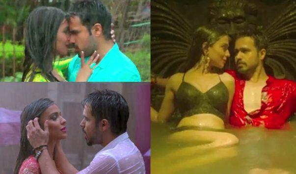 Humaima Malik bold scenes in Raja natwarlal