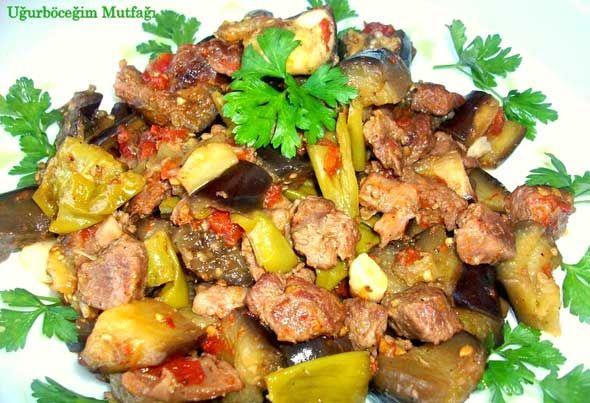 Malatya Tavası (Patlıcan Tava) Tarifi | Yemek Tarifleri Sitesi | Oktay Usta, Pratik Yemekler
