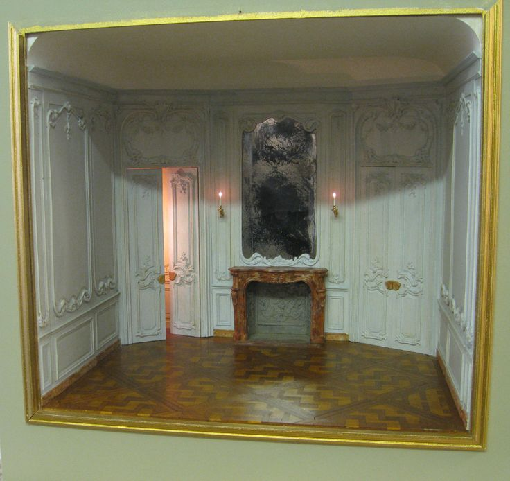 Dollhouse Miniatures Chicago: 3652 Best Images About Miniature Rooms On Pinterest