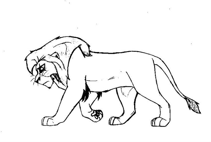 24 best images about Lion King Coloring Pages on Pinterest