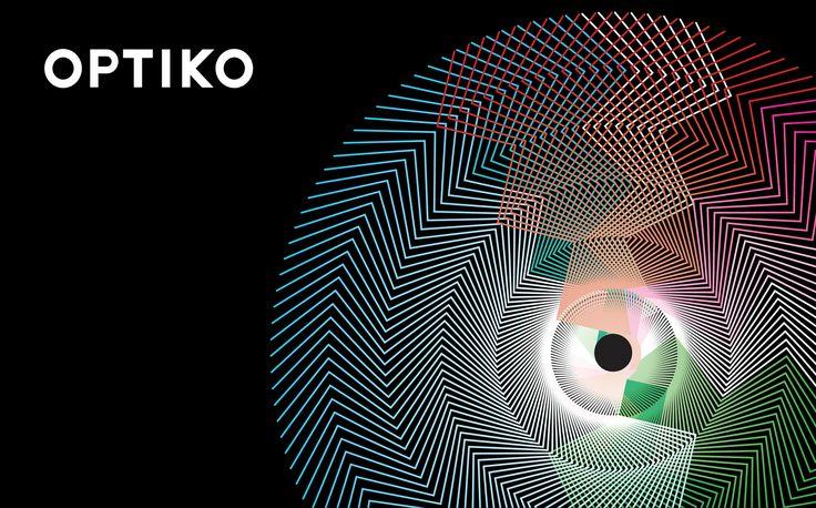 Tony Gooley Design | Optiko graphic