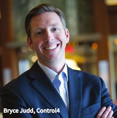 "Q&A: Control4, Triad Speakers on What Dealers Can Expect Post-Acquisition - ""As dealers adjust to post-acquisition changes, we spoke to Bryce Judd, senior VP of global sales, Control4 and Larry Pexton, director of channel evangelism, Triad Speakers, about new dealer offerings and why Control4 supports popular products like Sonos and Amazon Alexa."" - CE Pro"