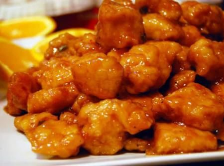 Orange Flavored Chicken (Panda Express Copy Cat) Recipe