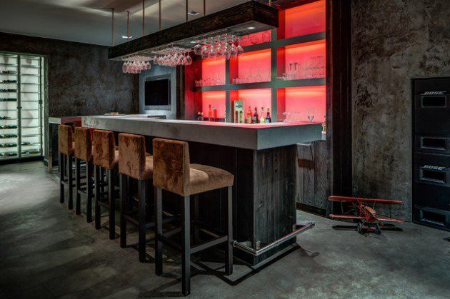 des idees de bar moderne pour votre