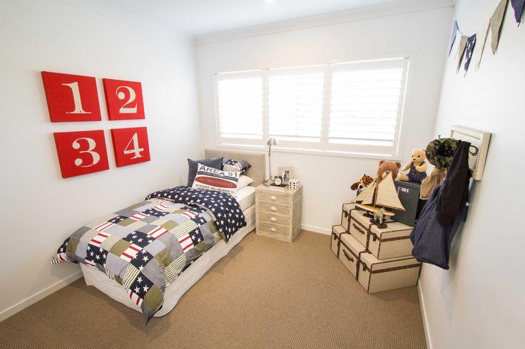 Kids bedroom. Childrens bedroom. Boys room.