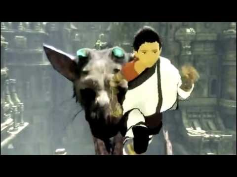 The Last Guardian  player