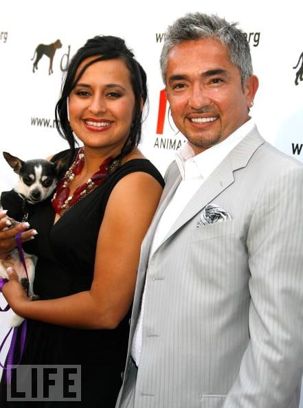 Very sad, 4 Jun 2010 Cesar Millan, the animal expert of the National Geographic show The Dog Whisperer, and his wife Ilusion file for divorce after 16 years of marriage.