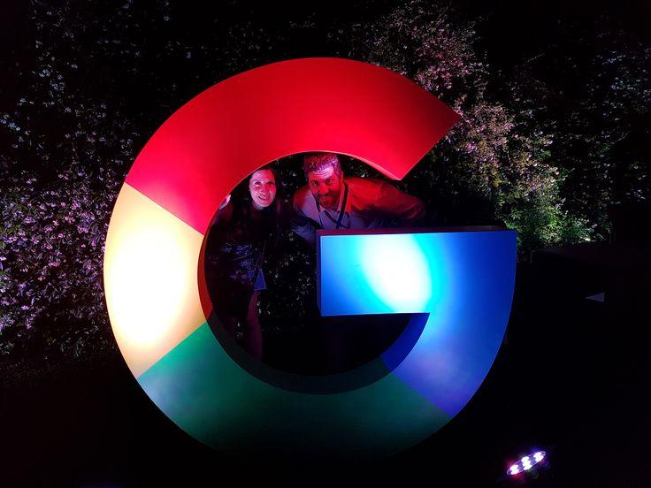 Invitados a una rica cena con José Luis Pulpón, Country Manager de Google SMB para España y Portugal. ¡Lo pasamos genial! #eventoscorporativos #Google