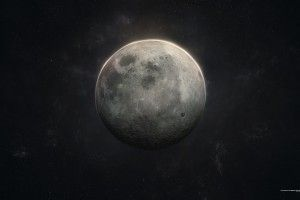 Moon HD Wallpaper