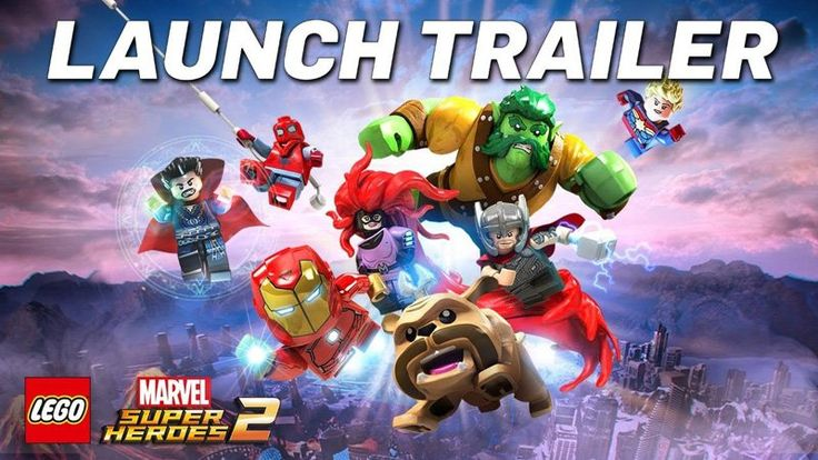 The LEGO Marvel Super Heroes 2 Launch Trailer   The LEGO Marvel Super Heroes 2 launch trailer  Warner Bros. Interactive Entertainmenttoday releasesLEGO Marvel Super Heroes 2in stores (buy your copy here) and with it comes the new launch trailer. You can watch theLEGO Marvel Super Heroes 2 launch trailer using the player below!  In the game players will go head-to-head with the time-traveling Kang the Conqueror (voiced by Peter Serafinowicz The Tick)in an epic battle across Chronopolis from…
