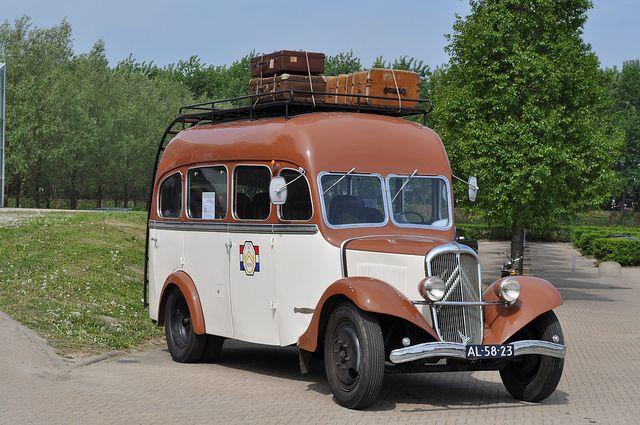 Citroen Bus.
