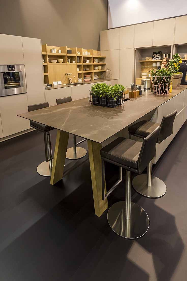 Neolith Pulpis Kitchen Counter The Stone Collection