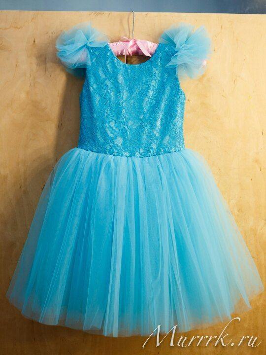 Платье для выпускницы детского сада Вдохновлялась платьями little balerina https://vk.com/wall-47962129_140168