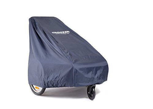 Product review for Croozer Storage Cover for Kid & Kid Plus for 1 & 2 Bike Trailers Dark Blue - Dust, dirt, rain and snow will have no effect on your Croozer with the help of the Croozer Storage Cover. Your Croozer will always be clean and dry when it comes time to use it. Store it away safe and clean When you're not using your Croozer bicycle trailer, it's best to store it...