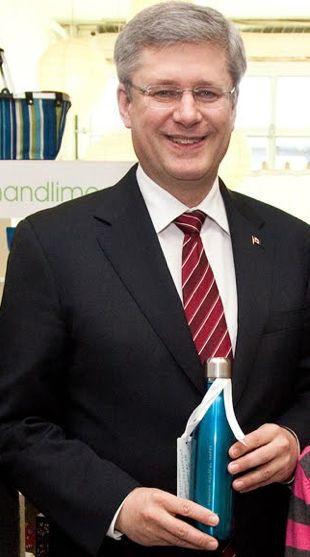 Stephen Harper Prime Minister of Canada