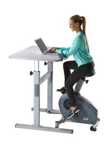 LifeSpan Fitness C3-DT5 Bike Desk Review