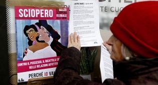 Cronaca: ##8marzo il #giorno dello sciopero delle donne.  La #Festadelladonna si tinge di protesta (link: http://ift.tt/2lWohGc )