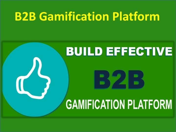 Nextbee's B2b gamification platform can be used to encourage and engage your customers with different gamified activities that would add to their brand knowledge, engagement and a chance for profitable experience.  It provides many smart and robust tools for optimizing the value of your gamification platform based on your own business requirements.
