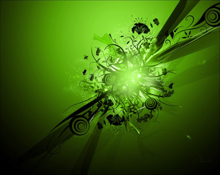 What Goes Good with Green | ... green wallpapers. Click 'Save Link As…' to save any of