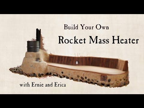 ▶ Rocket Mass Heaters Instructional DVD - YouTube