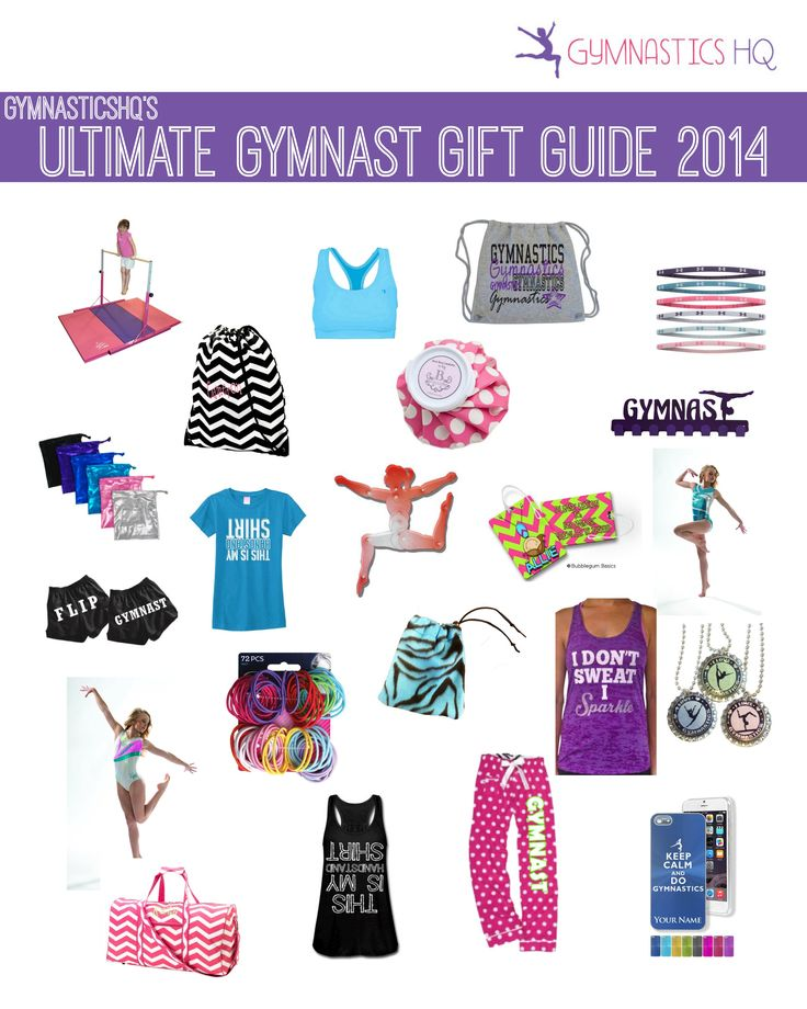 2014 Ultimate Gymnast Gift Guide