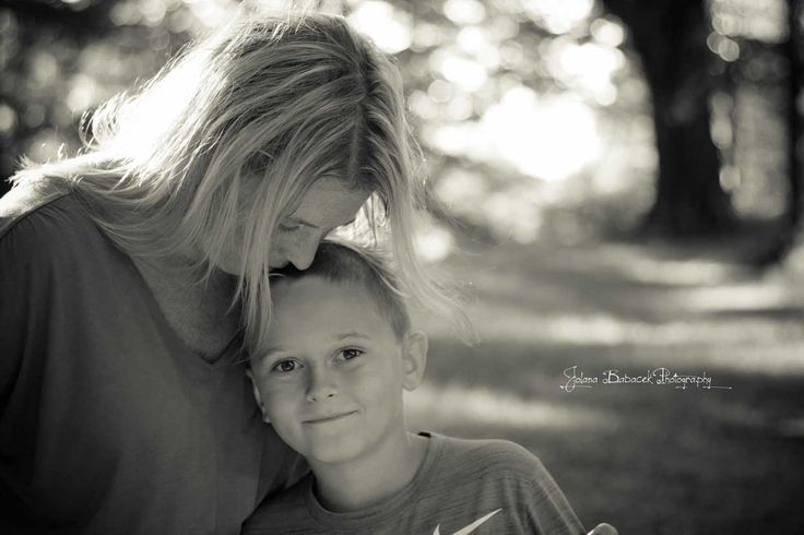 Mother and Son. I love how their emotions shine straight through the image! To view more photos from this photoshoot visit:  www.JolanaBPhotogtaphy.com