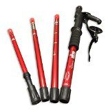 Best Collapsible Walking Sticks for Men, Women , Kids and for Protection with Anti Shock and LED Flashligh. Walking Stick Collapsible and Collapsible Hiking Stick for All Outdoor Activities. Adjustable Light Weight Hiking and Backcountry Ski Poles and Cross Country Ski Poles. Walking Pole Can Be Used for Exercise and Self Defense.