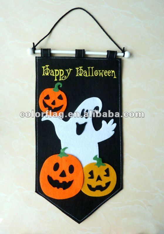 nice feltro halloween bandeira-Bandeiras, baneres e acessórios-ID do produto:635832355-portuguese.alibaba.com