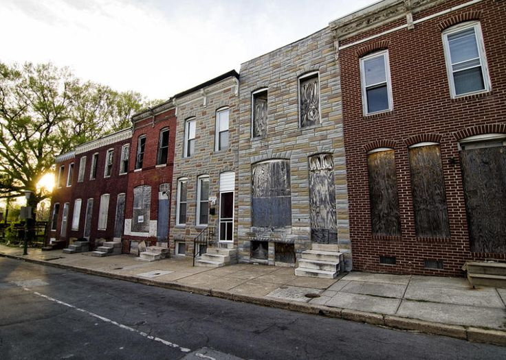 Lessons From Baltimore: Segregation is Real, by Aaron Betsky #Architecture #Design #Article