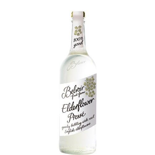There is nothing nicer than a refreshing glass of Elderflower Presse! I hear it also works rather well with gin ;-)