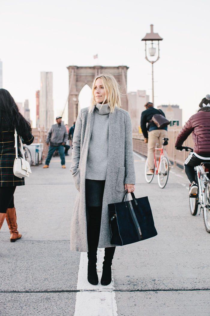 Zara Zara Gray Extra Long Wool Coat Grey Size S | eBay