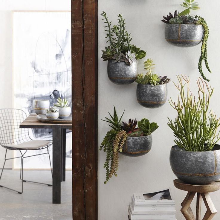 15 must see outdoor wall planters pins patio wall house - Paredes decoradas con madera ...