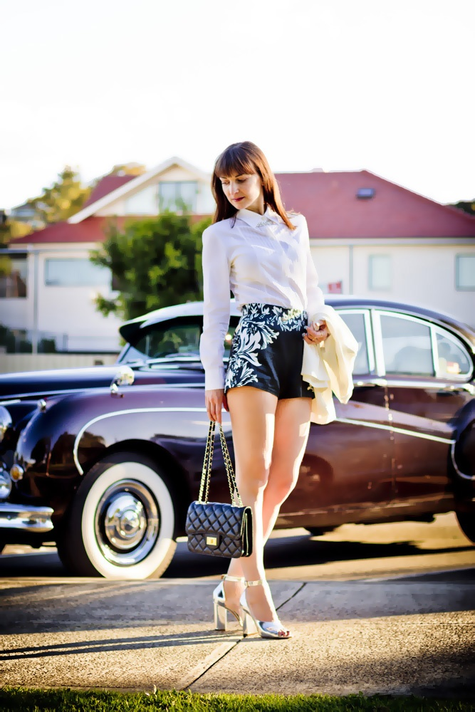 The Great Gatsby outfit inspired outfit  - feminine and ladylike