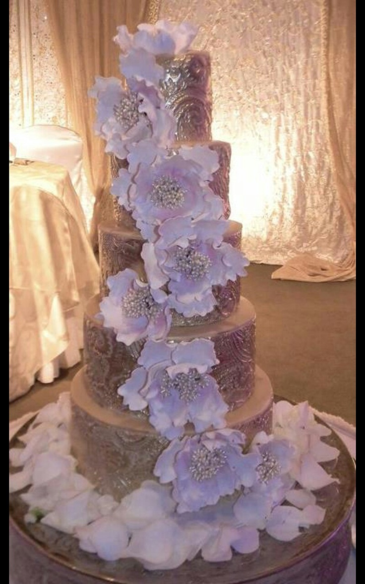Wedding Cake Orange Engineers