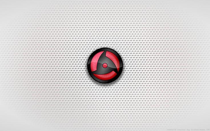 Wallpaper - Itachi's Mangekyou Sharingan Logo by Kalangozilla.deviantart.com on @DeviantArt