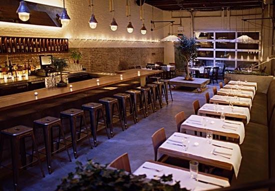 Public interior-design-restaurants