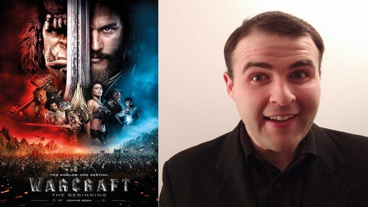 Warcraft Movie Review (Should World Of War Craft Stayed A Video Game?)