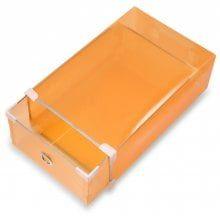 Foldable Shoe Storage Boxes Plastic Stackable Organizer