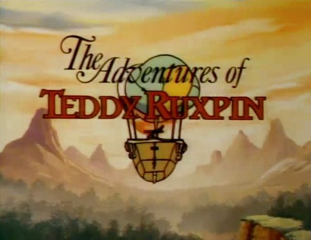 The Adventures of Teddy Ruxpin Cartoon