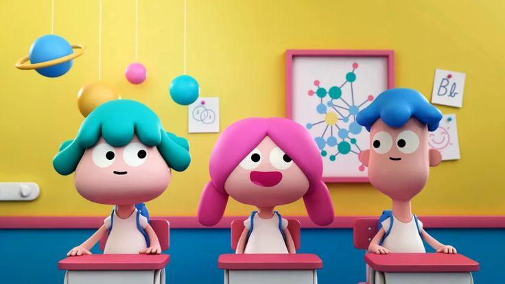 Vuelta al cole - Back to school on Vimeo