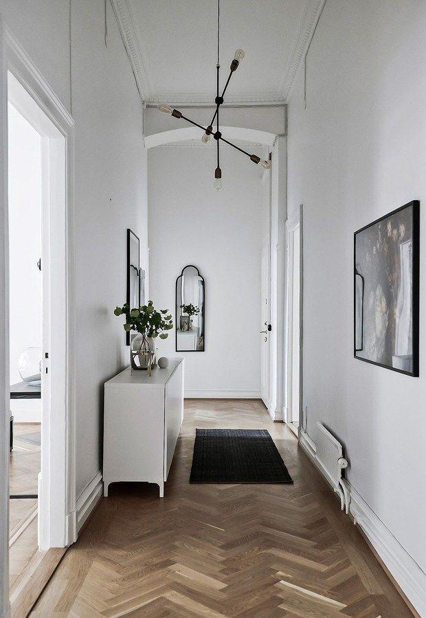 Home Tour Scandinavian Interior Design Hall Design Decor