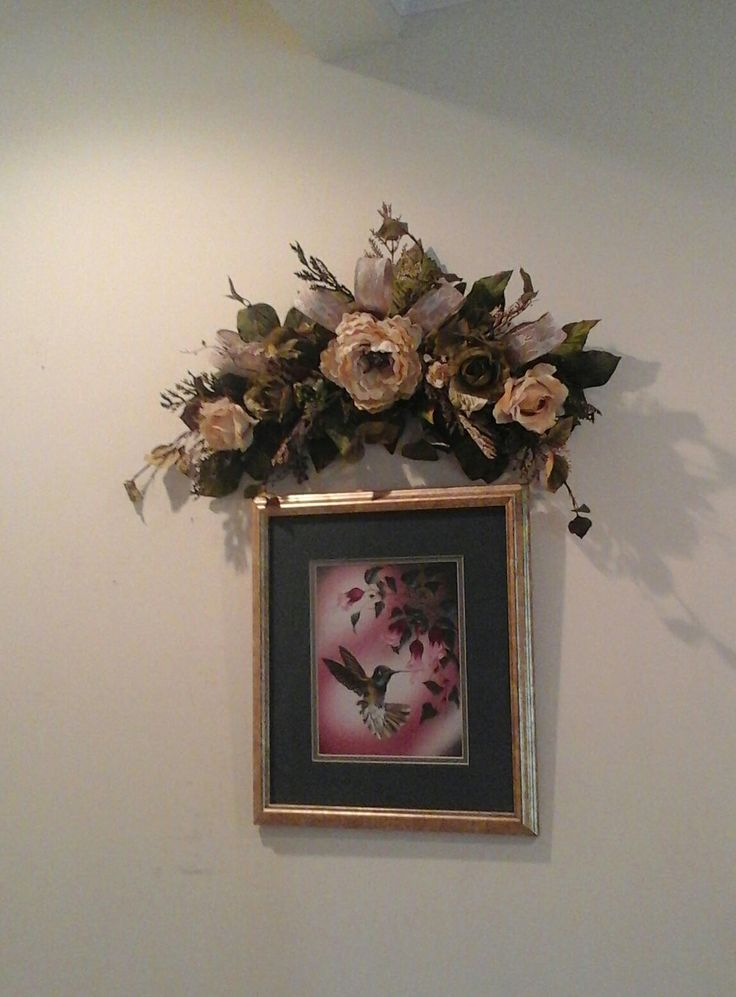 245 best Wreaths,Swags Wall Planter Sconce images on ...