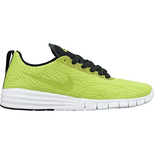 Nike Paul Rodriguez Renew Skate Shoe - Mens Cyber/Black-W..