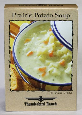 Prairie Potato Soup – Thunderbird Ranch Gourmet Foods
