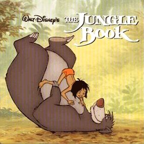 The Jungle Book Soundtrack (1967)