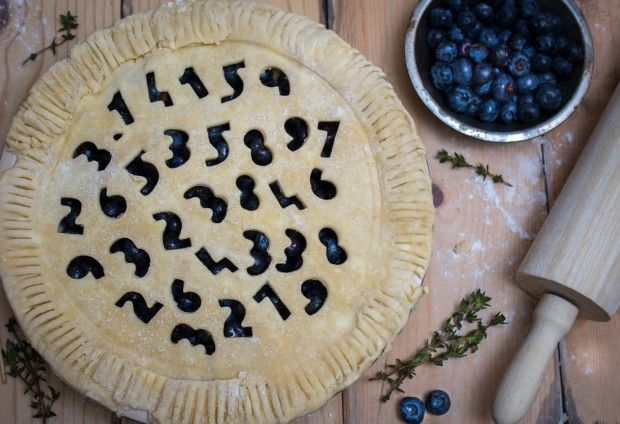 I've been wanting to make a Pi pie on Pi Day for some time. I know it's a bit cliche but this Blueberry & Thyme pie is anything but. Sweet, tart and slightly savory, this is your next favorite pie! Happy 3/14! And by the way, extra points for a pie with 30 significant digits […]