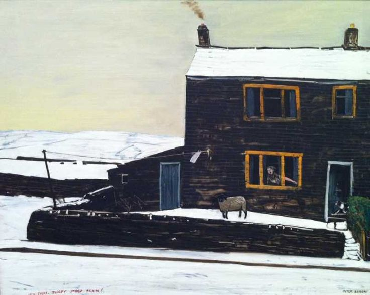 Peter Brook | (56) It's that Bloody Sheep again
